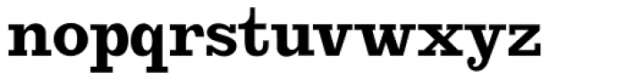 Copperjack Pro Font LOWERCASE