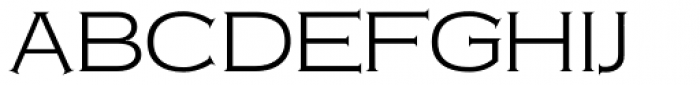 Copperplate Classic Light Font UPPERCASE