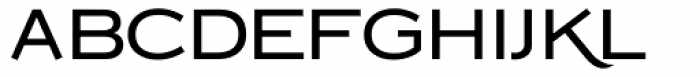 Copperplate Classic Medium Sans Font LOWERCASE