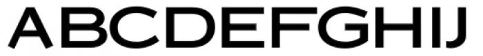 Copperplate Classic Sans Plus Font UPPERCASE