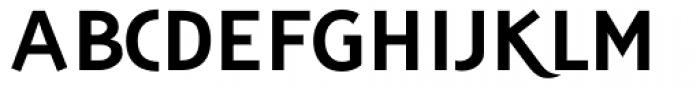 Copperplate Classic Sans Plus Font LOWERCASE