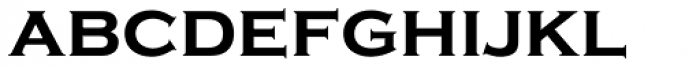 Copperplate EF Bold Font LOWERCASE