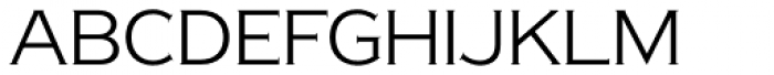 Copperplate New Light Semi Condensed Font LOWERCASE