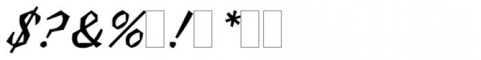 Coptek Font OTHER CHARS