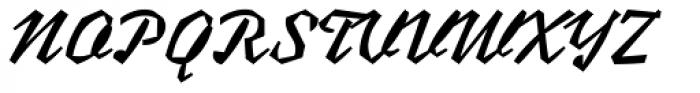 Coptek Font UPPERCASE