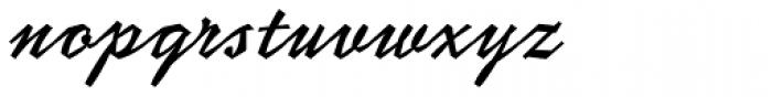 Coptek Font LOWERCASE