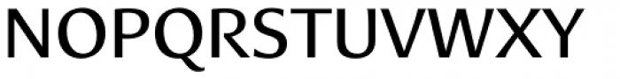 Cora Regular Font UPPERCASE