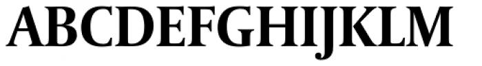 Coranto 2 Bold Font UPPERCASE