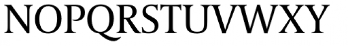 Coranto 2 Font UPPERCASE