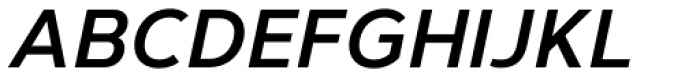 Corbert Bold Italic Font UPPERCASE