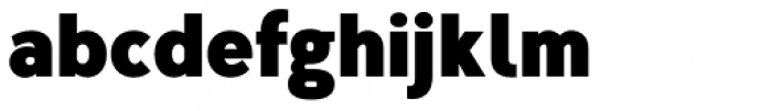 Corbert Condensed Black Font LOWERCASE