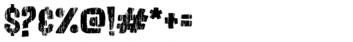 Cordelia Wood Font OTHER CHARS