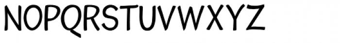 Cordin Condensed Font UPPERCASE
