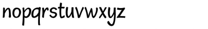 Cordin Condensed Font LOWERCASE