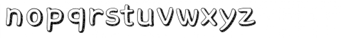 Core Bandi Font LOWERCASE