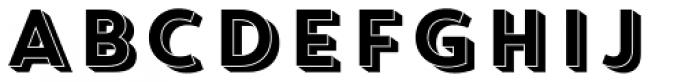 Core Circus Pierrot2 Font LOWERCASE