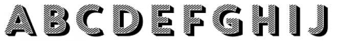 Core Circus Pierrot3 Font LOWERCASE
