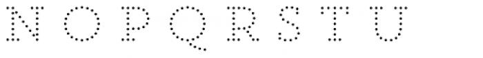 Core Magic 2D Dot1 Font UPPERCASE