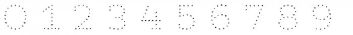 Core Magic 2D Dot3 Font OTHER CHARS