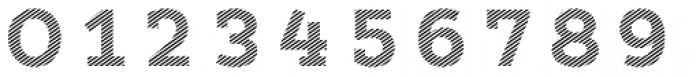 Core Magic 2D Line1 Font OTHER CHARS