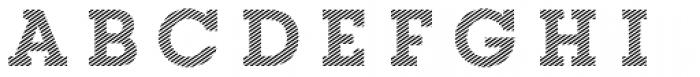 Core Magic 2D Line1 Font LOWERCASE