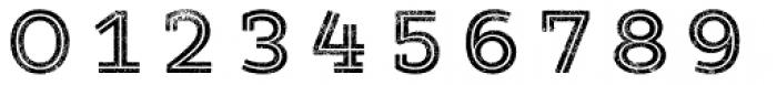 Core Magic Rough 2D Double Font OTHER CHARS