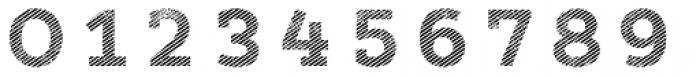Core Magic Rough 2D Line1 Font OTHER CHARS