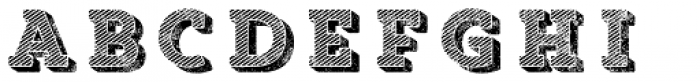 Core Magic Rough Wand3 Font UPPERCASE