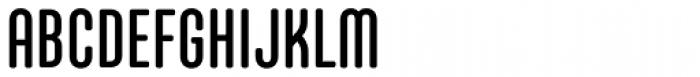 Core Mellow 59 Cp Medium Font UPPERCASE