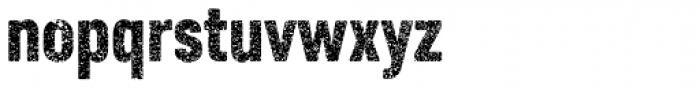 Core Paint B2 Font LOWERCASE