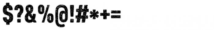 Core Paint B3 Font OTHER CHARS