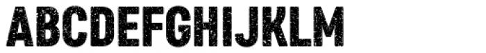 Core Paint B3 Font UPPERCASE