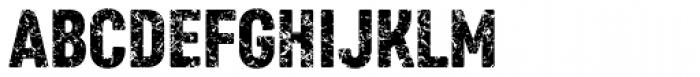 Core Paint B4 Font UPPERCASE