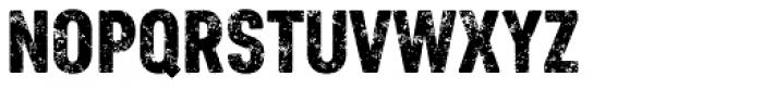 Core Paint B5 Font UPPERCASE