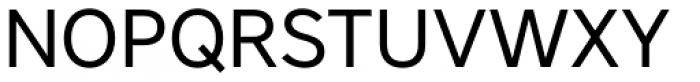 Core Sans A 45 Regular Font UPPERCASE