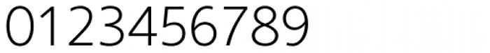 Core Sans B 25 Light Font OTHER CHARS