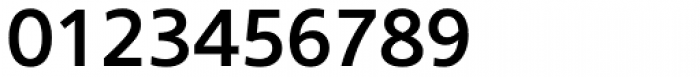 Core Sans B 45 Medium Font OTHER CHARS