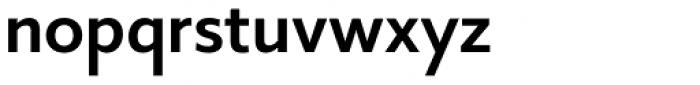 Core Sans B 45 Medium Font LOWERCASE