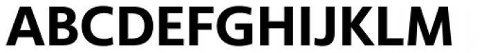 Core Sans B 55 Bold Font UPPERCASE