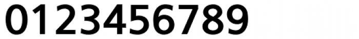 Core Sans Bold Font OTHER CHARS
