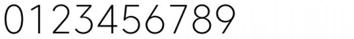 Core Sans C 25 Extra Light Font OTHER CHARS