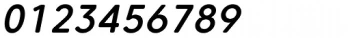 Core Sans CR 55 Medium Italic Font OTHER CHARS