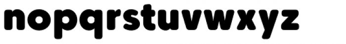 Core Sans CR 95 Black Font LOWERCASE
