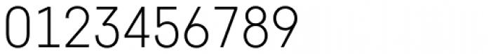 Core Sans D 25 Light Font OTHER CHARS