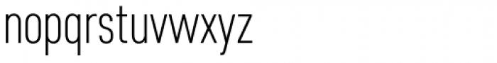 Core Sans D 27 Cn Light Font LOWERCASE