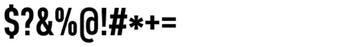 Core Sans D 57 Cn Bold Font OTHER CHARS