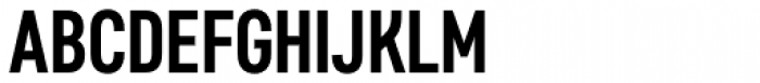 Core Sans D 57 Cn Bold Font UPPERCASE