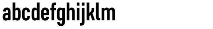 Core Sans D 57 Cn Bold Font LOWERCASE