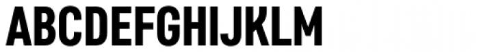 Core Sans D 67 Cn Heavy Font UPPERCASE