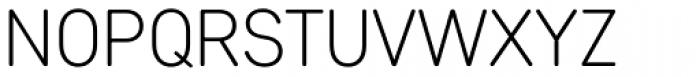 Core Sans DS 25 Light Font UPPERCASE